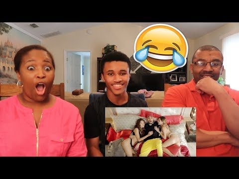 Video Mom and Dad React to