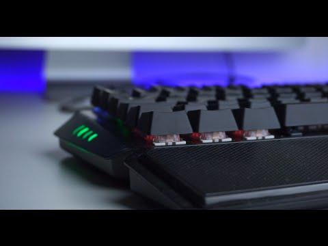 Topop mechanische LED Gaming Tastatur - Review + Test Deutsch
