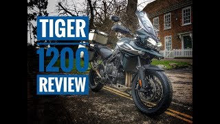 2. 2018 Triumph Tiger 1200 Review