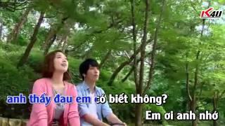 [Karaoke K4U] Chắc Ai Đó Sẽ Về (Chàng Trai Năm Ấy OST) - Sơn Tùng M TP