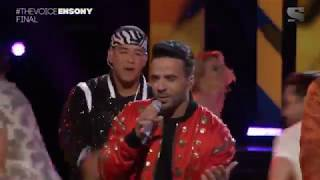 "download lagu download musik download mp3 The Voice 2017 - Luis Fonsi ft. Daddy Yankee ""Despacito"""