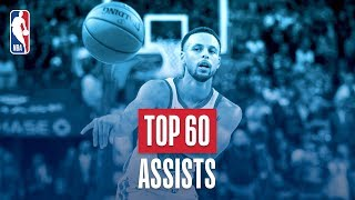 NBA's Top 60 Assists | 2018-19 NBA Season | #NBAAssistWeek by NBA