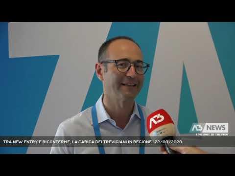TRA NEW ENTRY E RICONFERME, LA CARICA DEI TREVIGIANI IN REGIONE | 22/09/2020