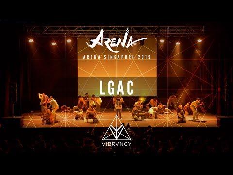LGAC | Arena Singapore 2019 [@VIBRVNCY 4K] - Thời lượng: 4 phút, 55 giây.