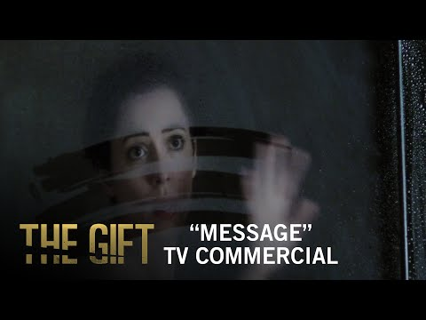 The Gift (TV Spot 'Message')