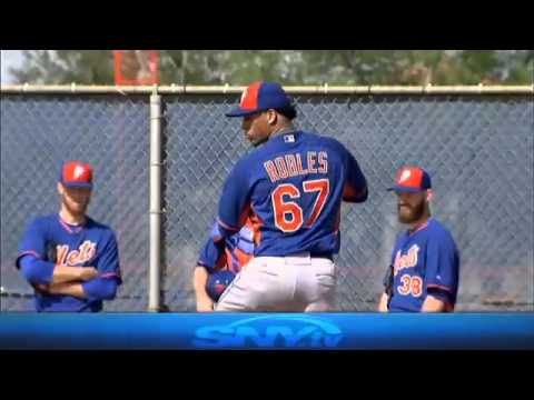 Video: Sandy Alderson talks Mets call ups