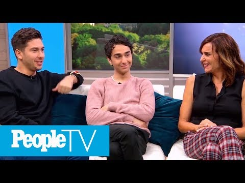 Alex Wolff Confesses That He Once Gave A Groom A Lap Dance…At A Family Wedding! | PeopleTV