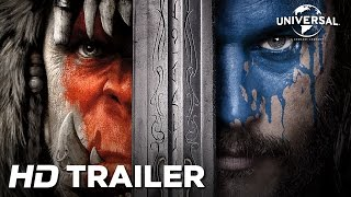 Nonton Warcraft  The Beginning  2016  Global Trailer  Universal Pictures  Film Subtitle Indonesia Streaming Movie Download