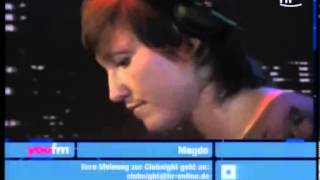 Magda - Live @ Hr3 Clubnight 2006