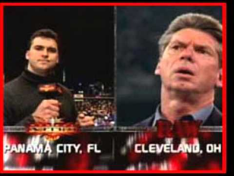 wrestling - Reviewing the final WCW Nitro & Raw Simulcast.