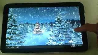 Winter Wonderland Wallpaper YouTube video