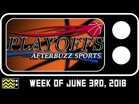 Voldemort guests on NBA Playoffs Discussion - Week of June 2nd, 2018 | AfterBuzz TV