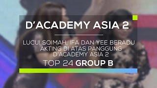 Video Lucu! Soimah, Ifa dan Yee Beradu Akting di Atas Panggung D'Academy Asia 2 MP3, 3GP, MP4, WEBM, AVI, FLV Desember 2018