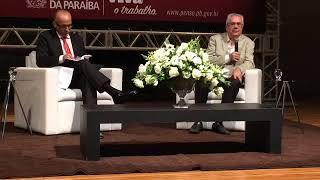 PENSE  CICLO DE DEBATES CONTEMPORÂNEOS DA PARAÍBA – 2017 - LUIS NASSIF