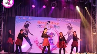 Besharam | Char Baj Gaye | Baby Doll | Dance Performance By Step2Step Dance Studio