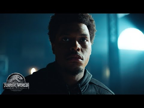 Jurassic World: El Reino Caído - Kyle Lowry Finds A Way?>