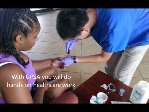 GPSA: Hands-on Experiential Learning in Healthcare (West Virginia)
