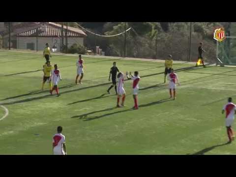 ACADEMY : AS Monaco 10 - 2 Pieve Di Lota !