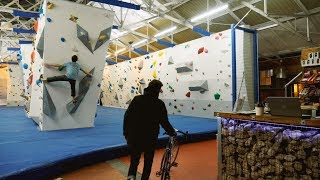 Possibilities    Building One centre tour by Arch Climbing