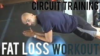 Circuit Training Fat Loss Workout