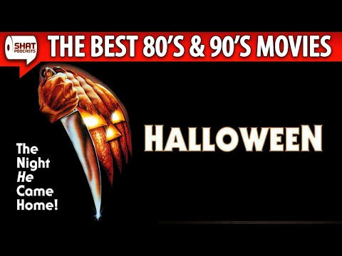 Halloween (1978) - Best Movies of the 80's & 90's Review