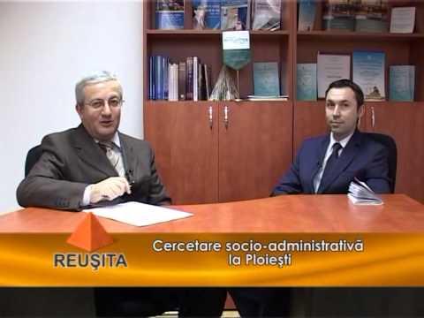 Emisiunea Reușita – Mihai Apostolache – 7 februarie 2015