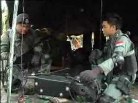 Pasukan Katak  Indonesia ( kopaska ) 3.flv