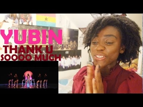 Thank you quotes - YUBIN - THANK U SOOOO MUCH MV REACTION [RELATABLE QUEEN!!]