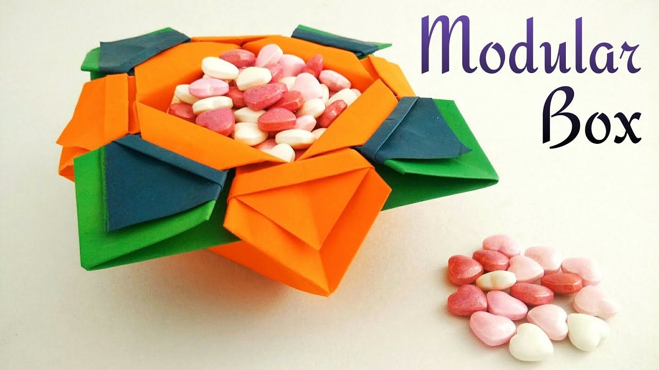 Modular Paperfolds Origami Arts And Crafts