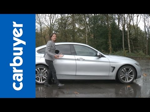 BMW 4 Series Gran Coupe hatchback – Carbuyer