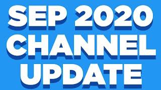 • MINECRAFT JURASSIC WORLD DLC! Channel Updates, Upload Schedule, Crash Bandicoot 4 (September 2020)