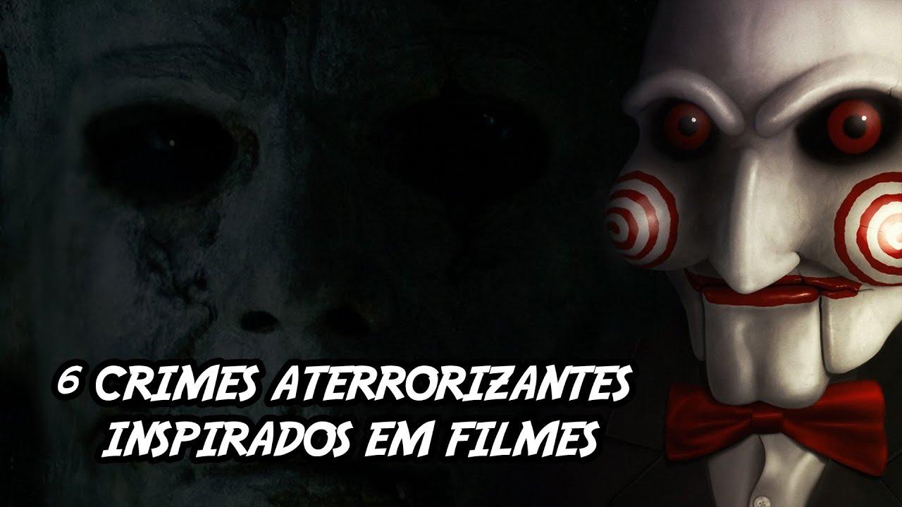 6 crimes aterrorizantes inspirados em filmes