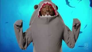 The host of Why? with Hannibal Buress gets into character to ask some pressing questions about Shark Week. The Comedy Central app has full episodes of your f...