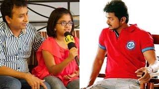 Uttara croons for Vijay 59 | 123 Cine news | Tamil Cinema News