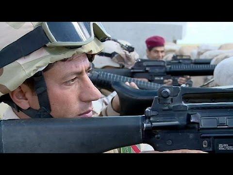 Ιράκ: Το euronews στην πρώτη γραμμή του μετώπου της Μοσούλης