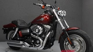 6. 2009 HARLEY DAVIDSON FXDF DYNA FAT BOB  - National Powersports Distributors