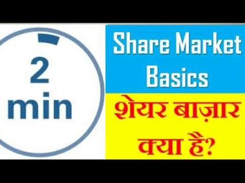 What is share market???