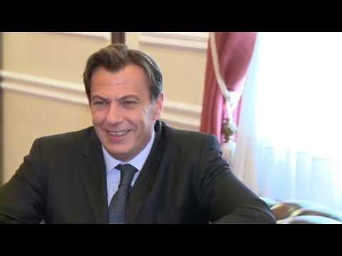 Igor Dodon, Președintele Republicii Moldova a avut o întrevedere cu José-Luis Herrero, șeful Oficiului Consiliului Europei la Chișinău