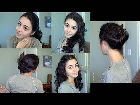 Holiday/ Formal Hairstyles