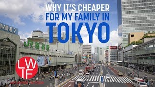 Video Why My Family's Cost of Living is Cheaper in Tokyo MP3, 3GP, MP4, WEBM, AVI, FLV Desember 2018