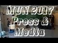 MUN Bilbao 2017 Press n Media