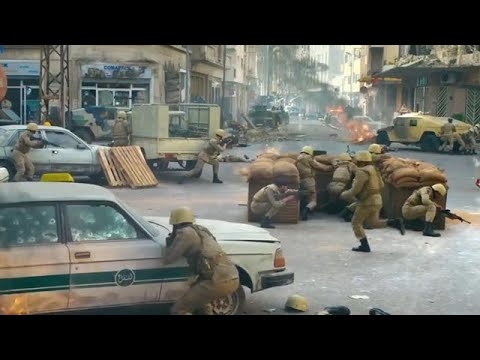Operation Red Sea - טריילר