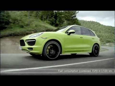 Video: The New Porsche Cayenne GTS &#8211; Purist