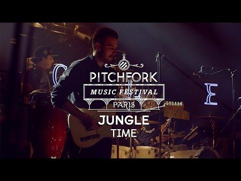 """Jungle  perform """"Time"""" – Pitchfork Music Festival Paris"""