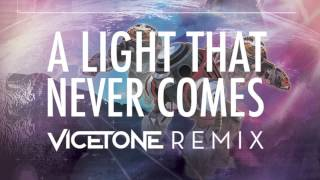 Thumbnail for Linkin Park & Steve Aoki — A Light That Never Comes (Vicetone Remix)