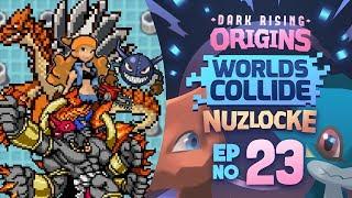 BACK TO THE BS Pokémon Dark Rising World's Collide Nuzlocke Ep 23 w/ TheKingNappy! by King Nappy