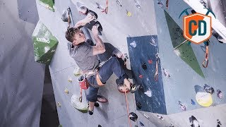 Magnus Midtbø Crushing An 8c Indoor Climb | Climbing Daily Ep.1027 by EpicTV Climbing Daily