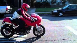 9. Ducati Sport Classic 1000S with Termignoni exhaust