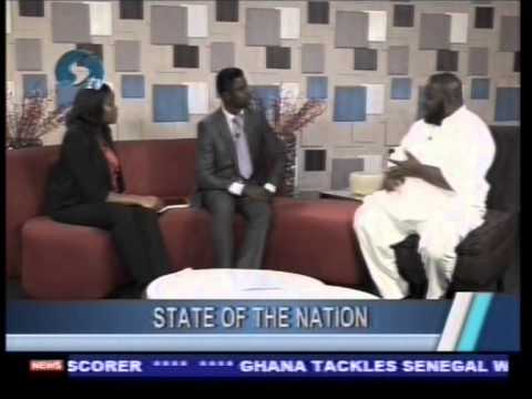Today On STV: State of The Nation Interview With Asari Dokubo Pt.1