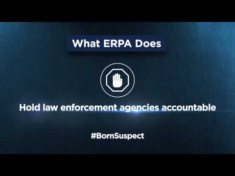 How We Can End Racial Profiling, Pass #ERPA